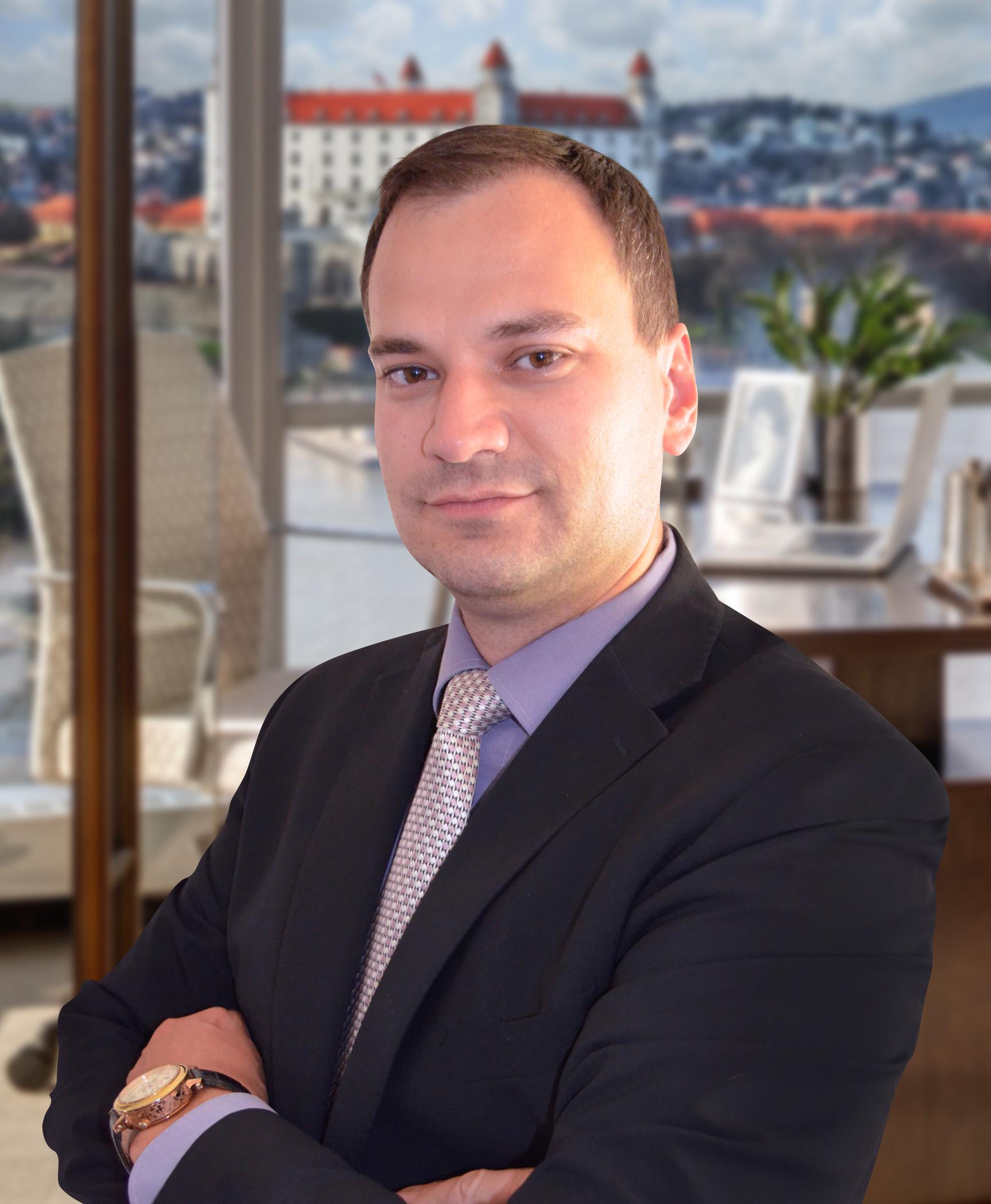 JUDr. Jozef Štefánik